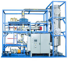 MVR-Based Evaporator reduces wastewater disposal expense.