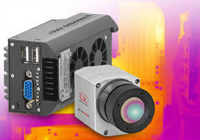 Compact Industrial PC supports thermography applications.