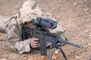 Shot Show 2014: Meprolight will Introduce MEPRO MESLAS, Its Multi-Function, Fire-Controlled Sniper's Riflescope 10x40 for the First Time to the US Market