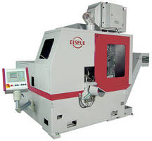 Automatic Carbide Circular Cold Saw cuts ferrous materials.