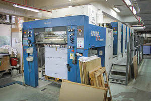 Leading Commercial Printer Image Printers Pte. Ltd. in Singapore