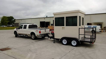 Anchor Modular Buildings Manufactured a Ballistic-Rated Mobile Security Booth for the Callaway Plant Nuclear Facility in Missouri