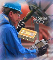 Ruggedized TCXO offers tight stability for mobile applications.