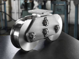 Hamilton Caster Designs New Inline Caster for Aerospace Supplier