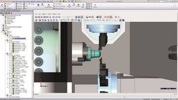 SolidCAM to Showcase the Power of SolidCAM with iMachining at SolidWorks World 2014.