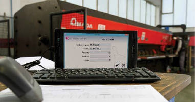 ERP Software delivers real-time shop floor data.