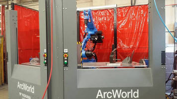 Schenke Tool adds their Second Robotic Welder to Increase Welding Capabilities