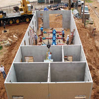 Water & Waste Facilities Choose the Cost-Effectiveness and Durability of Easi-Set Precast Concrete Buildings