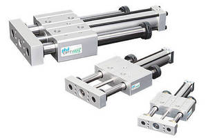 Linear Actuator meets machine builders' performance requirements.