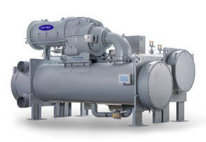 Carrier Answers Market Demand for Large-Scale Cooling with Its New, Expanded-Capacity AquaEdge(TM) Water-Cooled Chiller