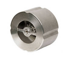 Wafer Style Check Valve has all-stainless steel construction.