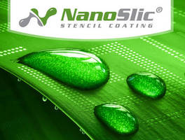 Stencil for Solder Paste Printing increases yield, reduces waste.
