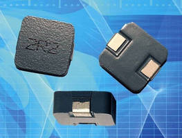 SMD Power Inductors have pressed iron powder core construction.