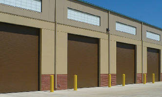 Rolling Doors comply with 2012 IECC requirements.