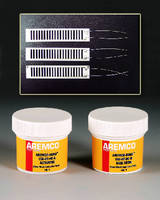 Silver-Filled Epoxy Adhesive suits applications up to 480°F.