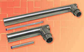 LVDT Linear Positioning Sensors replace proximity sensors.