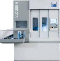 Gear Production is Speeding up with EMAG's VLC 200 H Vertical Hobber