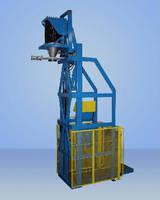 180° Rotation Lift & Dump Drum Dumper