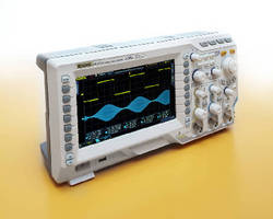 Digital Oscilloscopes offer bandwidths up to 300 MHz.