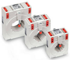 Current Transformers feature continuous overload of 120%.