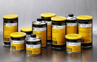 Synthetic Greases target rolling and plain bearings.