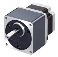 Oriental Motor Introduces New High-Torque Bipolar PKP Stepper Motors and Price Reductions on Round Shaft Packages