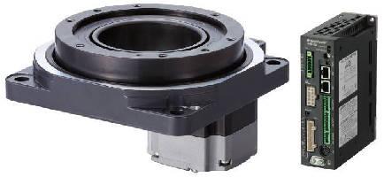 Oriental Motor Introduces DGII Series Hollow Rotary Actuators