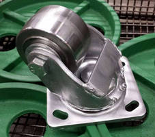 Low-Profile Heavy-Duty Caster holds over 1,700 lb.