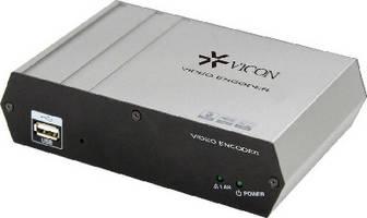 Video Encoder integrates any analog camera into VMS systems.