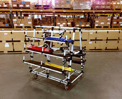 Truck Cab Manufacturer Safely and Efficiently Moves Aluminum Stringers Without Damage