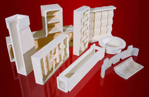 Refractory Shapes produce clean, contaminant-free metals.