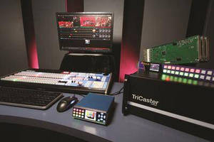 Ensemble Designs Showcases BrightEye NXT Router Integration with NewTek TriCaster