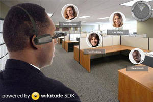 Vuzix Announces Strategic Partnership with Wikitude