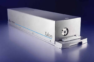 Q-Switched Lasers deliver greater than 12 W UV power.