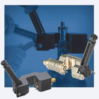 Medical Air Connector enhances filling applications.