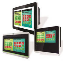 HMI Panels enhance intelligent building automation systems.