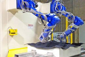 Powering Robotic Waterjet Trimming Cells with Jet Edge 60,000 PSI Waterjet Intensifier Pumps
