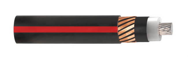 Medium-Voltage Cable features green, durable construction.