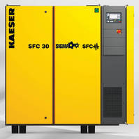 VFD Rotary Screw Compressors deliver efficiency via design.