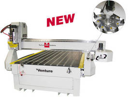 CNC Router delivers high-speed, precision motion.