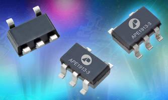 Current Mode Step-Up Converter offers adjustable output to 27 V.