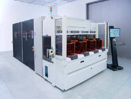 Photoresist Processing System suits high volume manufacturing.