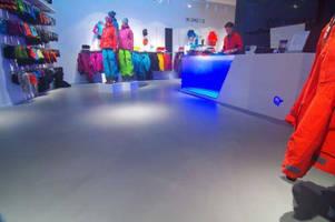 Resin Flooring produces durable, artisan aesthetics.