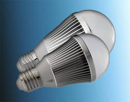 LED Bulbs are drop-in replacements for A19 and A21 incandescents.