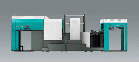 DC R105: New Medium-Format Sheetfed Rotary Die-Cutter