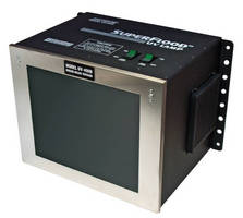 UV-400 Series SuperFlood(TM) Powerful UV-A Flood Lamps Designed Specifically for NDT