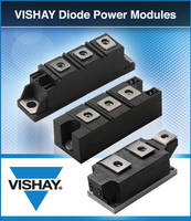 Vishay's Diode Power Modules