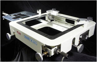 Transition Automation Exhibits Advanced SMT Printing at Apex