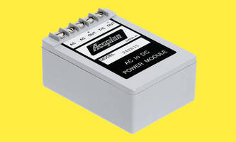 Acopian's AC-DC Mini Encapsulated Linear Power Supplies Now UL and CE Certified