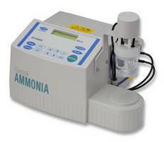 Ammonia Analyzer uses coulometric titration technology.